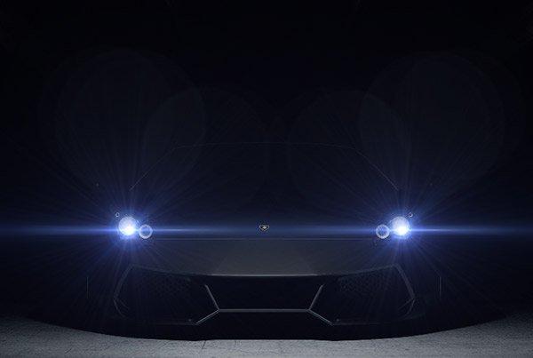 Lamborghini Promo Teaser