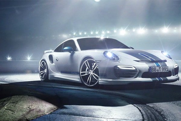 Porsche 911 Teaser
