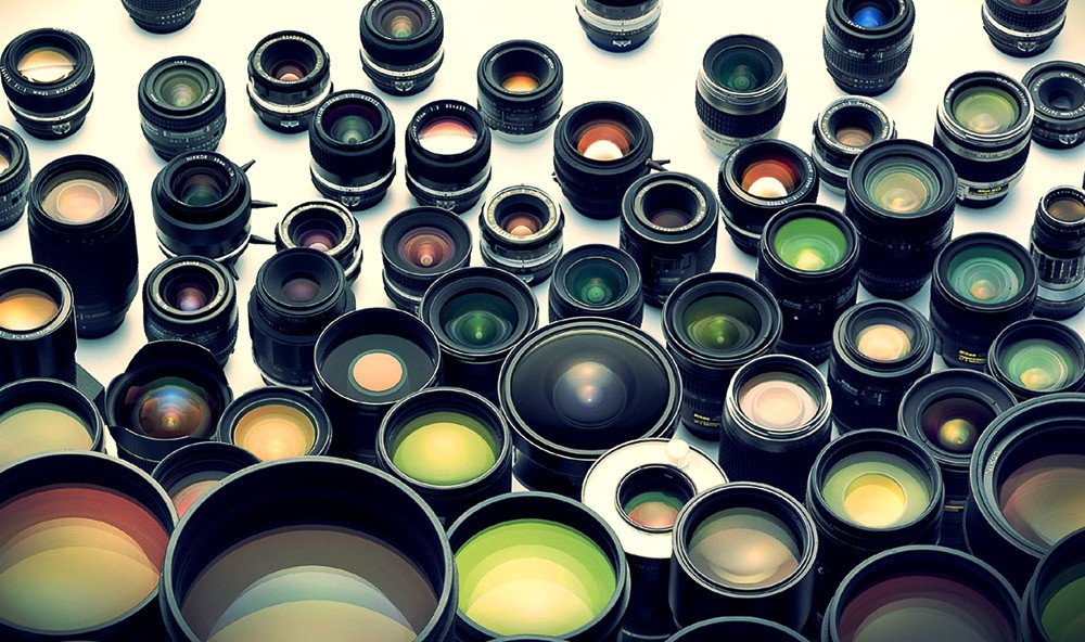 Intro to Camera Lenses & Filmmaking