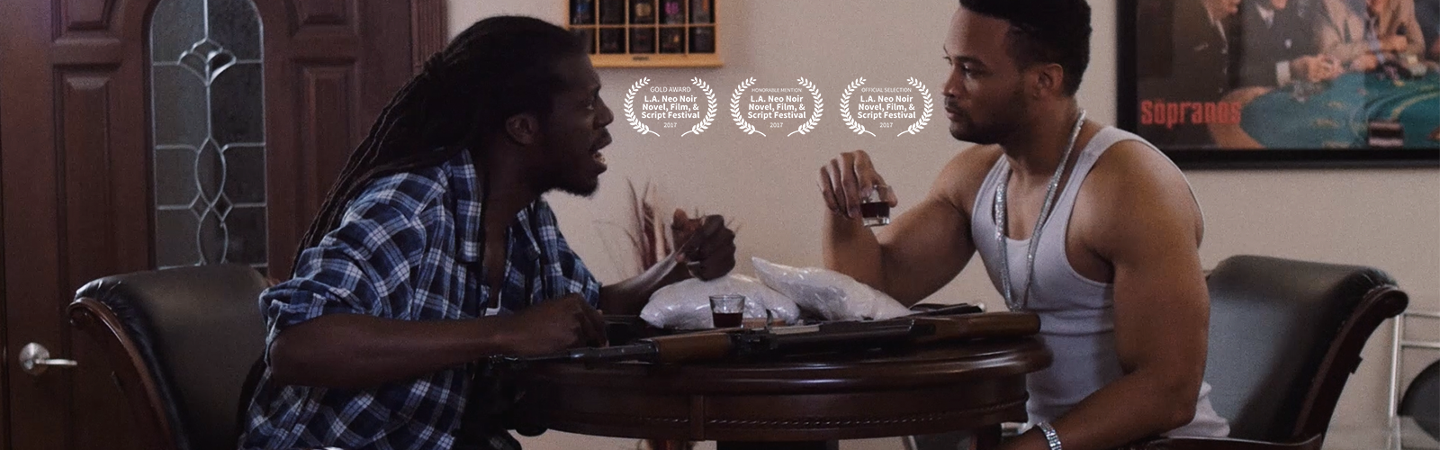 Urban Crime Trailer Gets Film Festival Gold Award