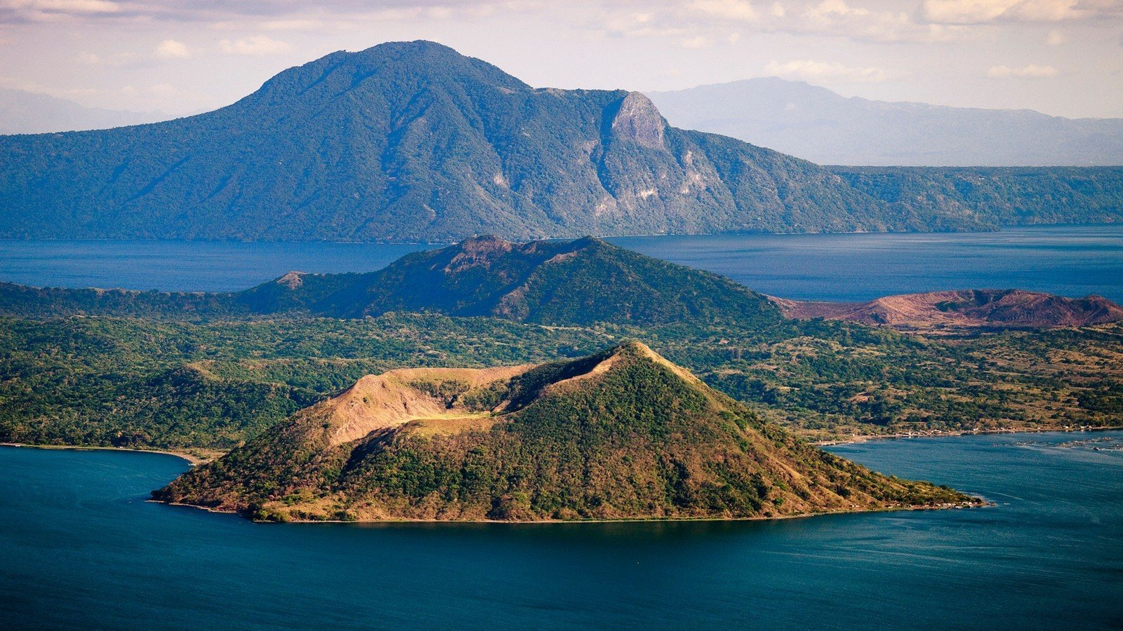 Hiking to Taal Volcano in the Philippines