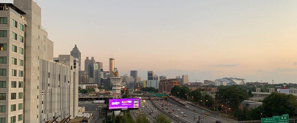 Top Atlanta Parking Garage Rooftops In Atlanta