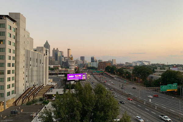 Rooftops In Atlanta