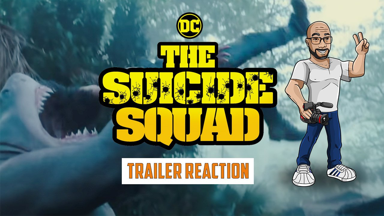 Does the New Suicide Squad Trailer Look Good to You?