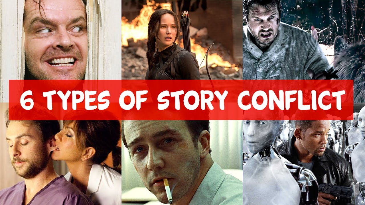 What is story conflict?