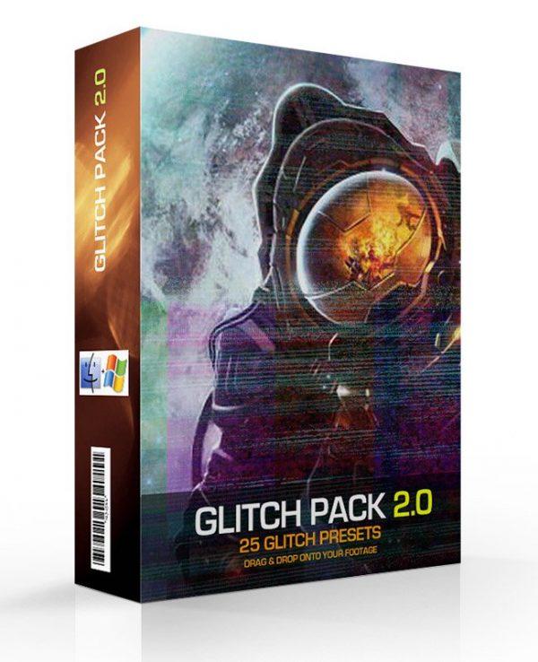 Glitch Pack 2.0 Adobe Premiere